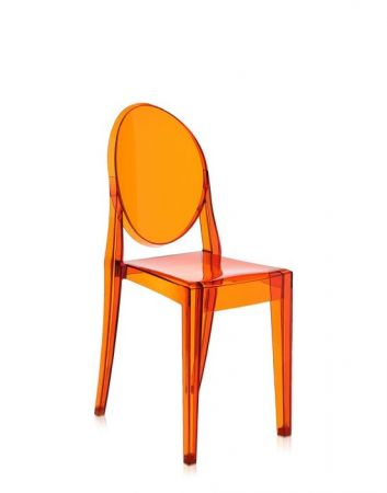 Chair Victoria Ghost by KARTELL