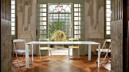 Table Four Outdoor by KARTELL
