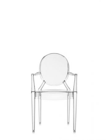 Chair Lou Lou Ghost by KARTELL