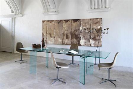 Tavolo Ray di FIAM