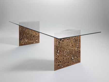 Tavolo Riddled table + Table 2 di HORM