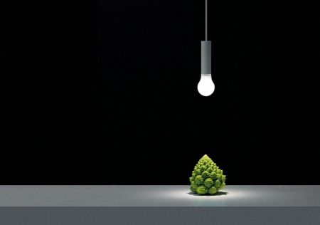 Lampada Led Is More di DAVIDE GROPPI