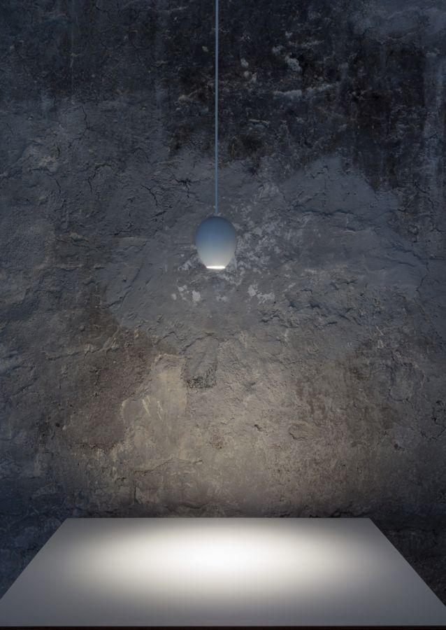 Lamp Ovo by DAVIDE GROPPI