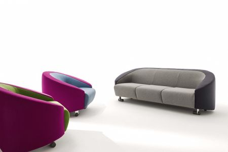 Armchair Cart by DITRE ITALIA