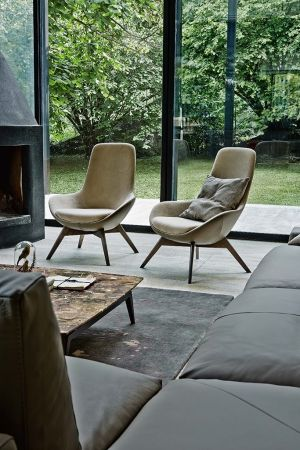 Armchair Linear By Ditre Italia Armchairs