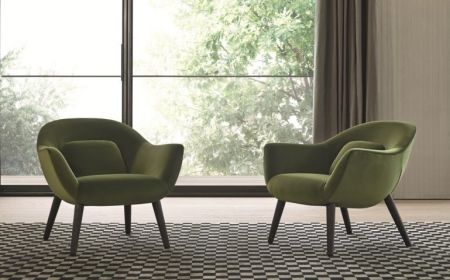 Poltrona Mad Chair di POLIFORM
