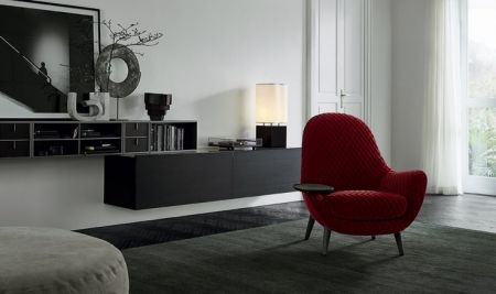 Poltrona Mad King di POLIFORM