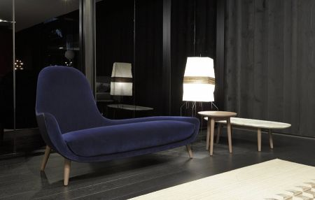 Armchair Mad Chaise Longue by POLIFORM