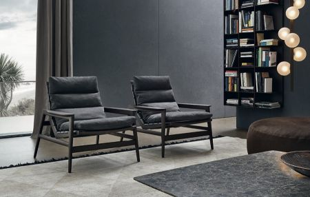Armchair Ipanema by POLIFORM