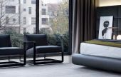Armchair Gaston by POLIFORM