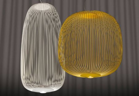 Lampe Spokes Foscarini