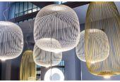 Lamp Spokes by Foscarini
