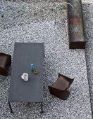Table Boiacca KRISTALIA