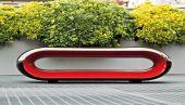 Bench Loop by SERRALUNGA