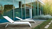 Lounge chair Lazy by SERRALUNGA