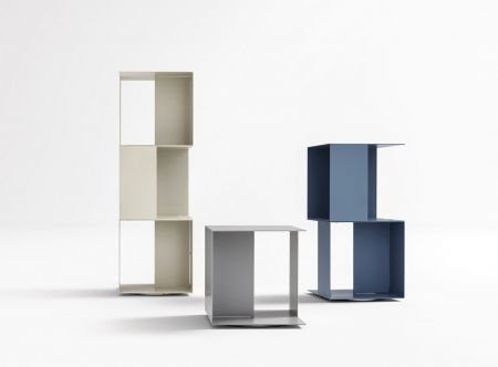 Bookcases Freebook by NOVAMOBILI