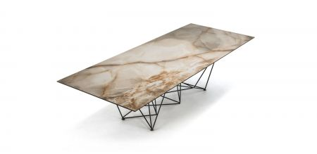 Table Gordon Keramik by CATTELAN ITALIA