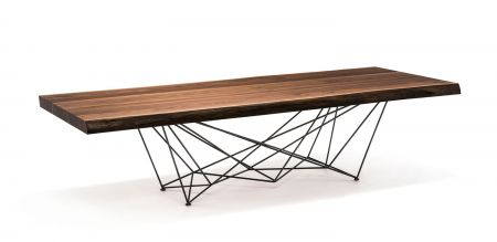 Table Gordon Deep Wood by CATTELAN ITALIA