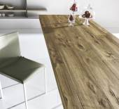 Tavolo Air Wildwood Naturale - Teste Chiuse 250x100 cm di LAGO