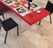 Tavolo Air Laccato di LAGO
