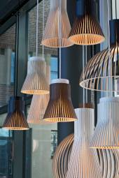 Petite 4600 lamp by SECTO DESIGN