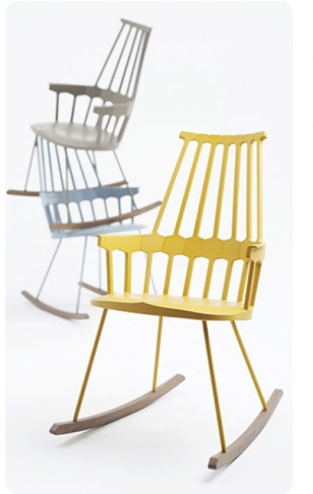 Chaise Comback di Kartell