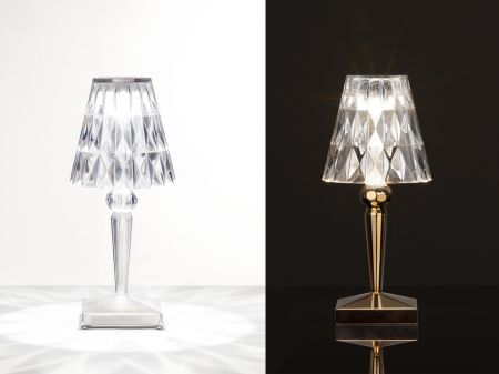 Battery lamp by Kartell