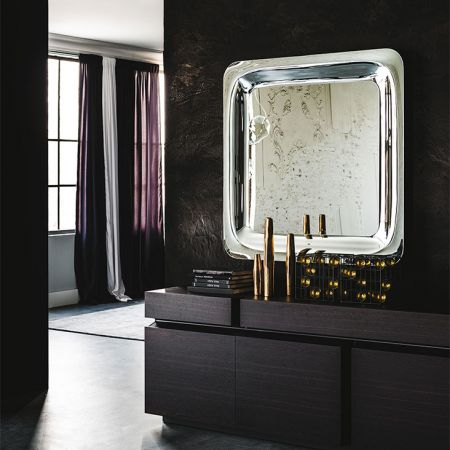 Glenn mirror by CATTELAN ITALIA