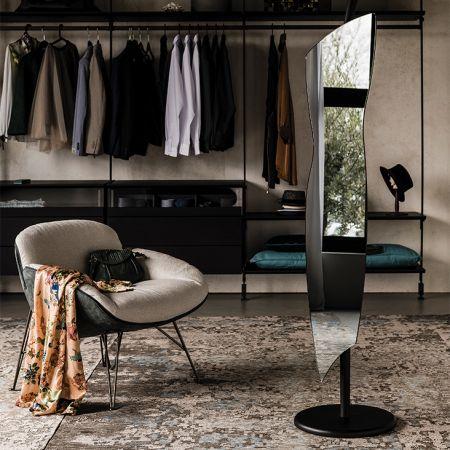 Image mirror by CATTELAN ITALIA