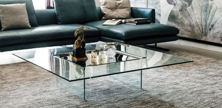 Side table Carrè by CATTELAN ITALIA