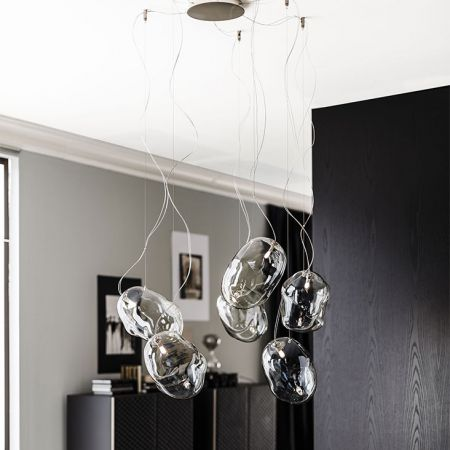 Cloud lamp by CATTELAN ITALIA