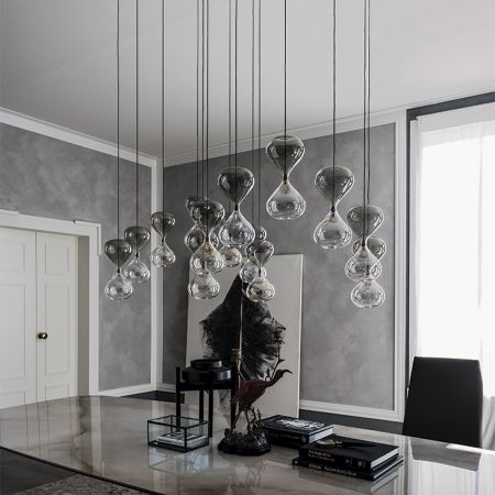 Sablier lamp by CATTELAN ITALIA