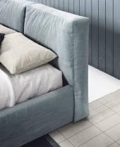 Brick bed by NOVAMOBILI