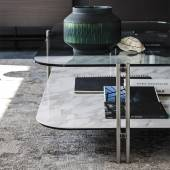 Side tables Biplane by CATTELAN ITALIA