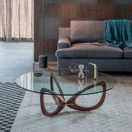 Side tables Helix by CATTELAN ITALIA