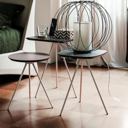 Side tables Kaos by CATTELAN ITALIA