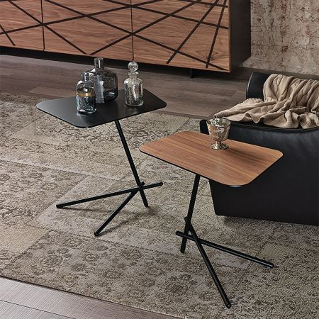 Side tables Laser by CATTELAN ITALIA