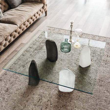 Side tables Stone by CATTELAN ITALIA