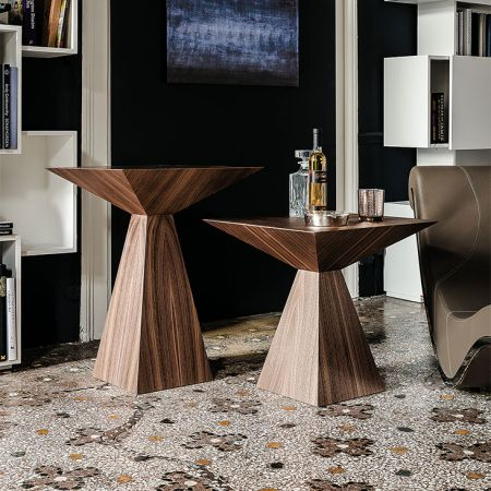 Side tables Theo by CATTELAN ITALIA