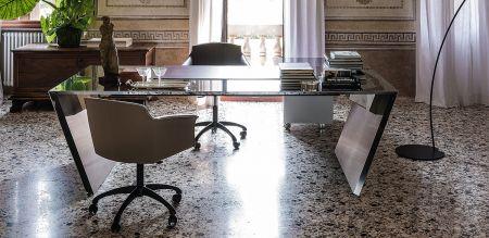 Desk Vega by CATTELAN ITALIA