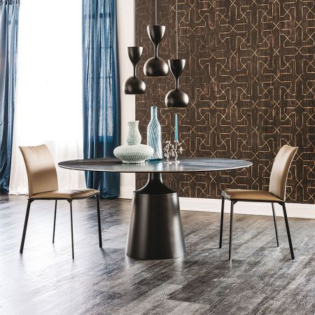 Table Yoda Keramik CATTELAN ITALIA