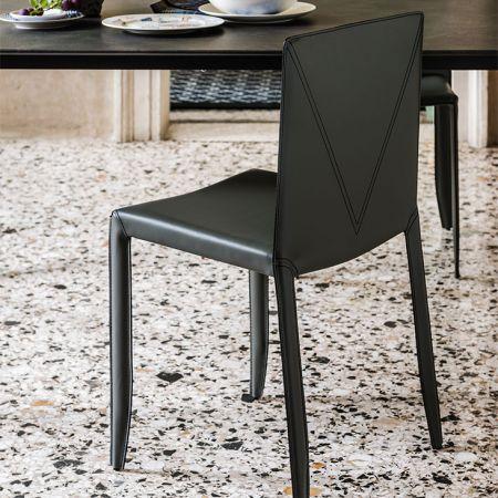 Chair Piuma by CATTELAN ITALIA