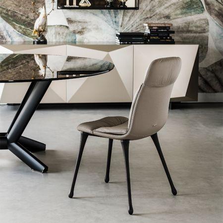 Chair Diana by CATTELAN ITALIA