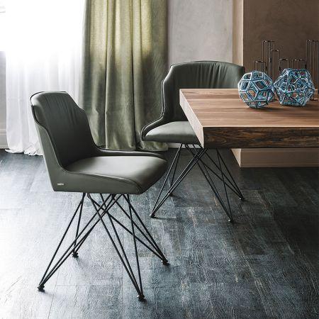 Chair Flaminia by CATTELAN ITALIA