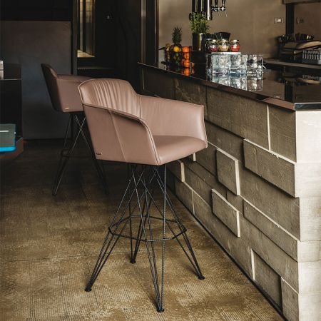 Stool Flaminio by CATTELAN ITALIA