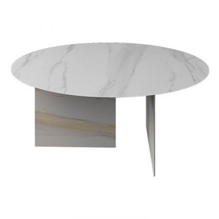 Table Stratum XGlass - Lago - Round Top