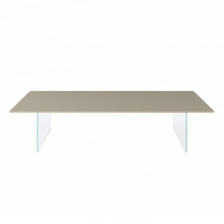 Air Glass Coffee Table - Lago