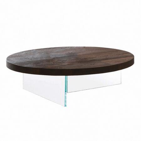 Tavolino Air Wildwood - Lago - Piano Rotondo