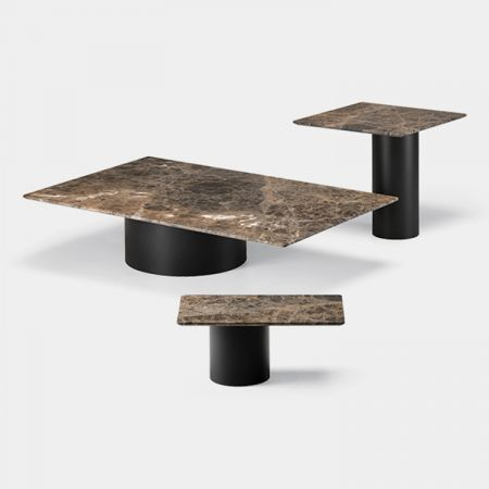 Table Basse Petra - Arketipo Firenze