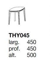 Tavolino Henry - Poliform